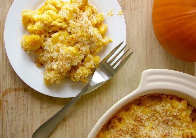 Pumpkin mac and cheese | FOOD | Pinterest