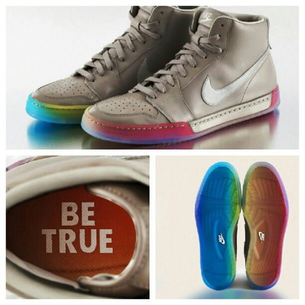 shoes Nike-Be-True