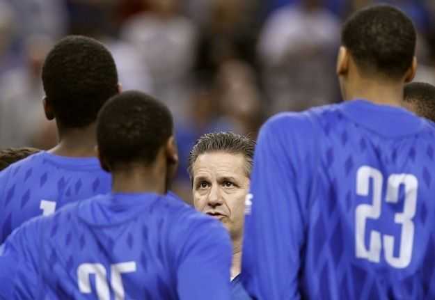 What scandal will erase this year s final four from john calipari s r