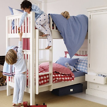 Nantucket Bunk Bed The White Company £795