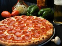 Sesame Ranch Crusted Peperoni Pizza Recipes — Dishmaps