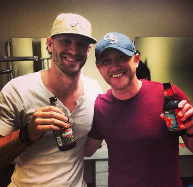 Chase Rice And Cole Swindell