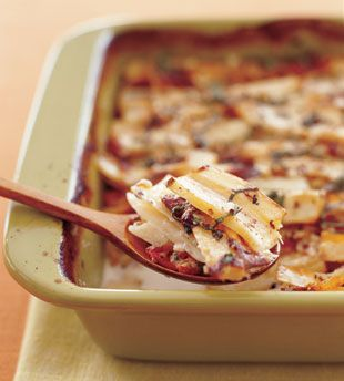 Parsnip and Hazelnut Gratin with Bacon | Eat This | Pinterest