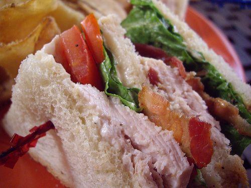 Classic Club Sandwich | Columbus Foodie: Visual Recipe Index | Pinter ...