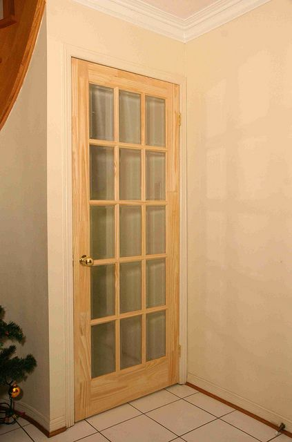 french door to basement for the home pinterest