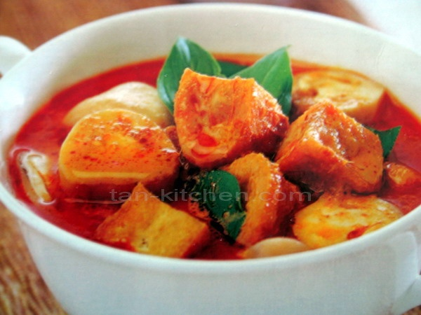 Red Curry with tofu and pineapple....yes | Food! | Pinterest