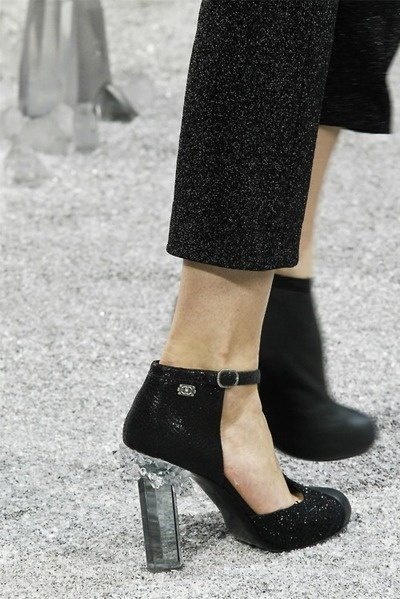Glamorous Chic Life--- I really love these shoes