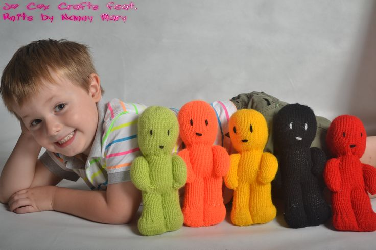 Knitting Pattern For Jelly Babies : Pin by Susan Evans on Jean Greenhowe Pinterest
