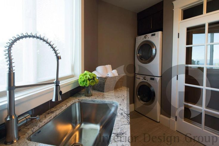 Higgins Group Interior Design Nanaimo Along With Laundry Room