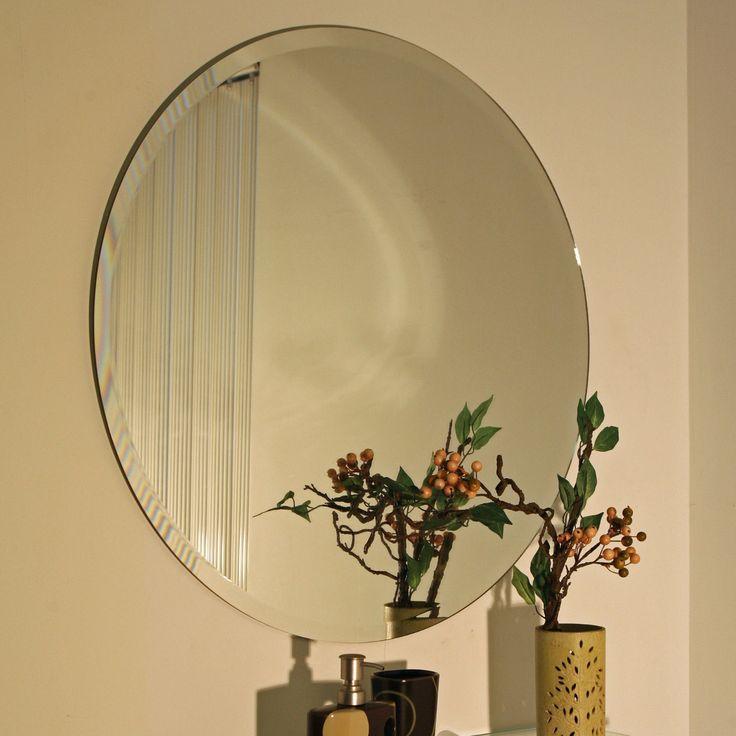 Round Mirror #PLL