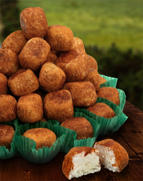 irish potato candy | Sweet inspiration | Pinterest