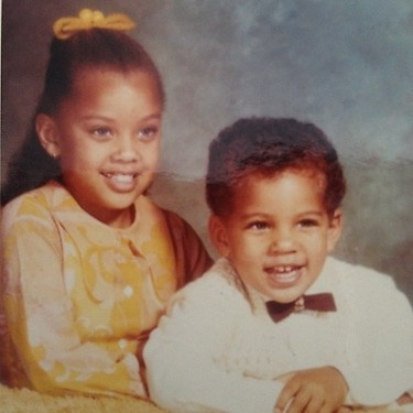 vanessa williams and brother | famous people as a kid ... Vanessa Williams Brother