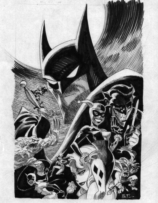 Bruce Timm    Batman  ...