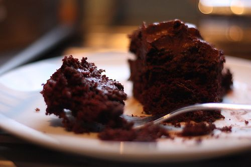 Gluten Free Vegan Chocolate Cake | Vegan recipes | Pinterest