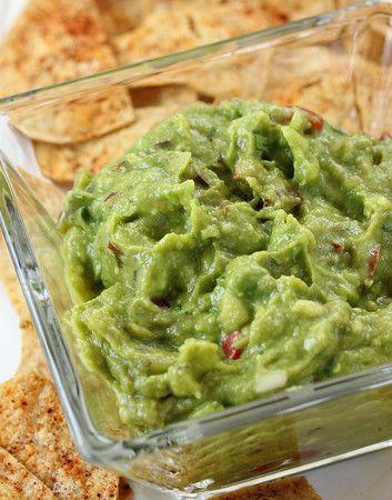 Classic Guacamole | Food | Pinterest