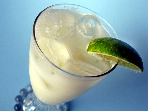 Brazilian Lemonade (with Limes And Condensed Milk) Recipes ...