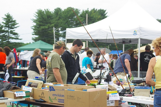 fairgrounds yard sale got awesome comments in 2015