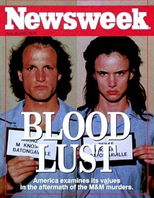 an analysis of natural born killers a film by oliver stone Natural born killers, oliver stone's shrill, empty-headed 'satire' of our violence-loving media culture, probably ranks among the most controversial films of the '90s it's almost certainly among the.