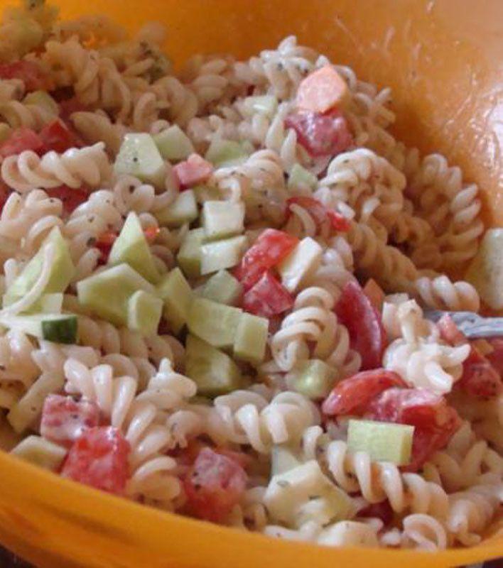 Simple Pasta Salad | Soups, Salads & Breads | Pinterest