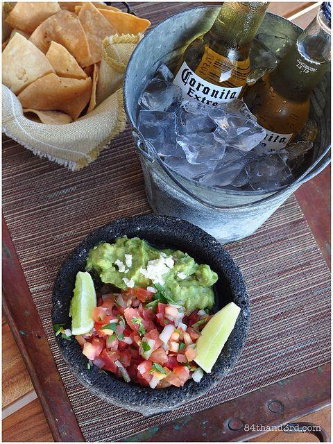 84th&3rd | Afternoon tea, Mexico-style: Guacamole & Pico de Gallo