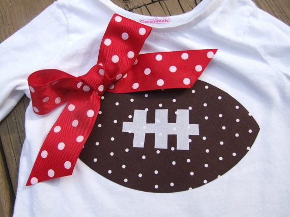 Gear to get Bella ready for some Football!