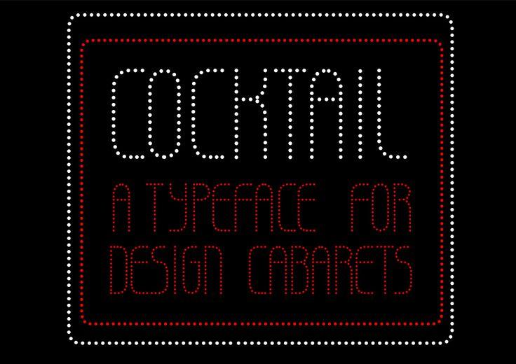 Cocktail: La marca cabaret | Logo | Pinterest