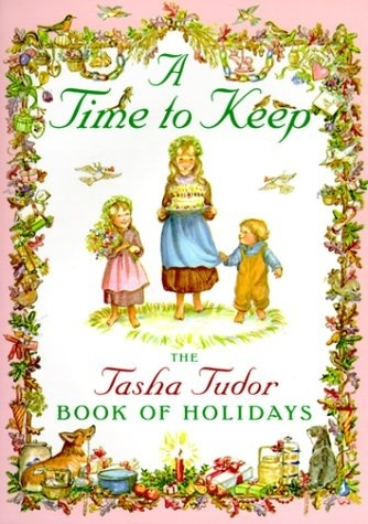 Tasha Tudor favorite-illustrators