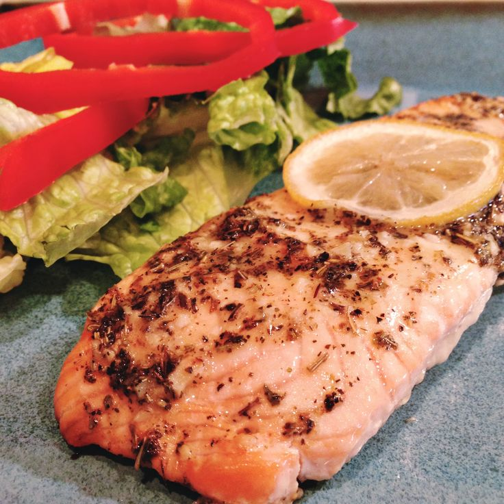Salmon Provencal Recipe — Dishmaps