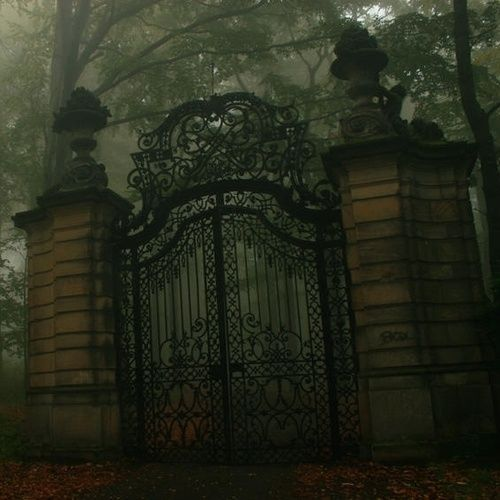 Gothic | Gothic Novel Settings | Pinterest