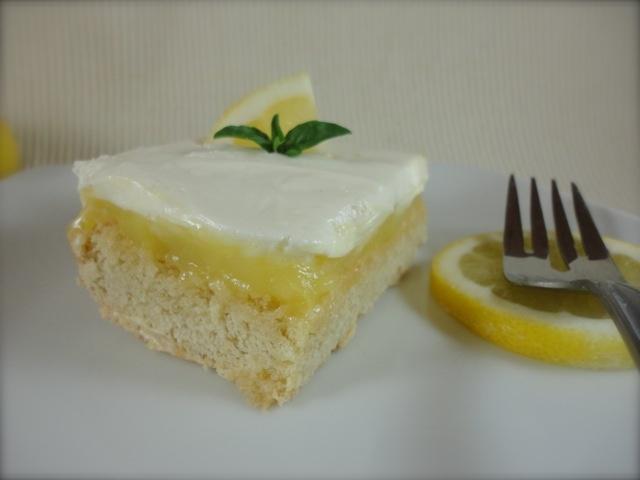 Lemon Pie Bars | Bars... | Pinterest