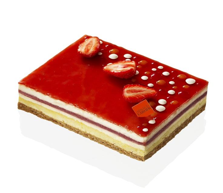 Recette Cake Arnaud Larher