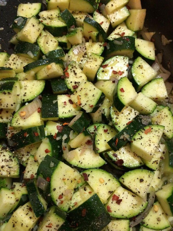 Sauteed Zucchini Recipes — Dishmaps