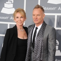 Trudie Styler And Sting | GRAMMY.com