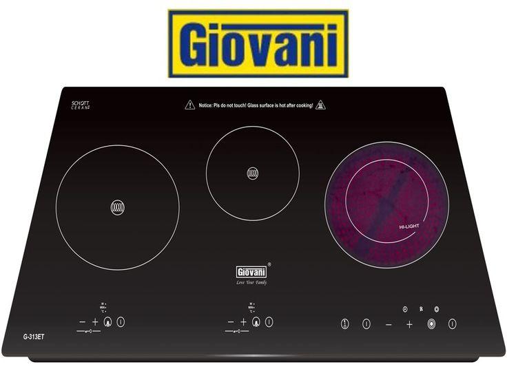 Hướng dẫn chọn mua bếp điện từ Giovani chất lượng
