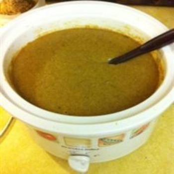 Tangy Vegan Crockpot Corn Chowder