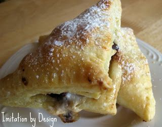 Imitation by Design: Quick and Easy Nutella Turnovers