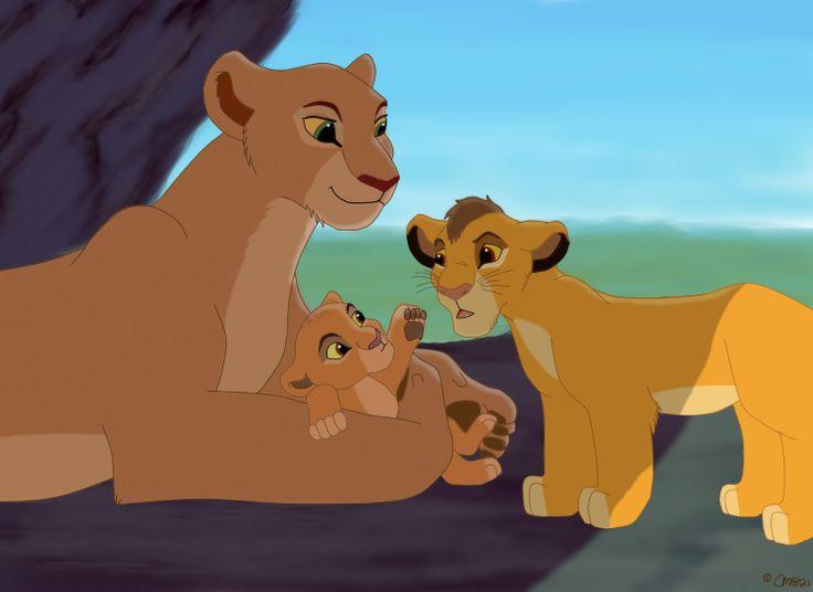 The lion king kopa and kiara - photo#7