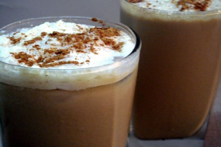 Dulce de Leche Coffee Shake | ice cream | Pinterest