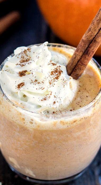 Pumpkin Pie White Hot Chocolate | Recipe