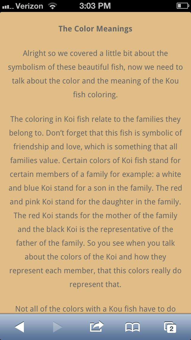 Koi fish color meanings for tattoo tattoos pinterest for Koi meaning in english