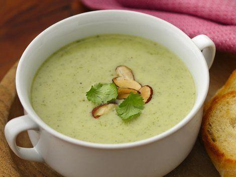 Cream of Cilantro Soup - Progresso® chicken broth provides a simple ...