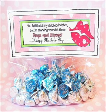 Mothers day poems hugs and kisses just for mom pinterest | View Image ...