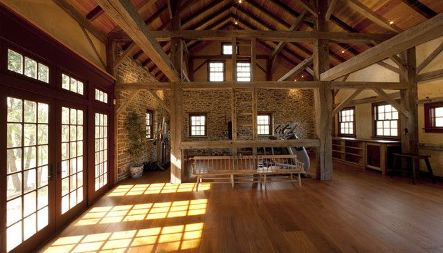 Renovated barn dairy barn renovation pinterest for Renovating a barn into a house