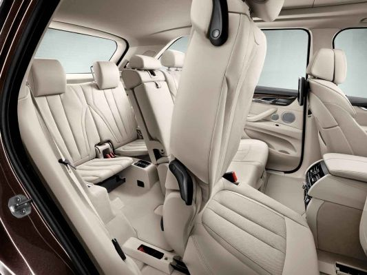 Bmw X5 3rd Row >> Available 3rd Row seating | BMW X5 2014 | Pinterest