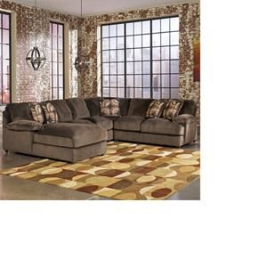 Nebraska Furniture Mart Ashley Truscotti 4 Piece Sectional In Ask Home Design