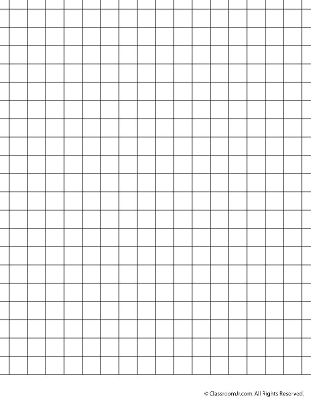 Free Printable Full Page Graph Paper Graph paper printable free