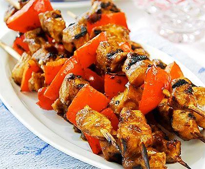 Chicken Kebab Recipe | Ideas for my home | Pinterest