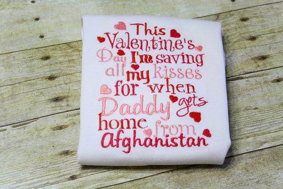 military valentine's day ideas