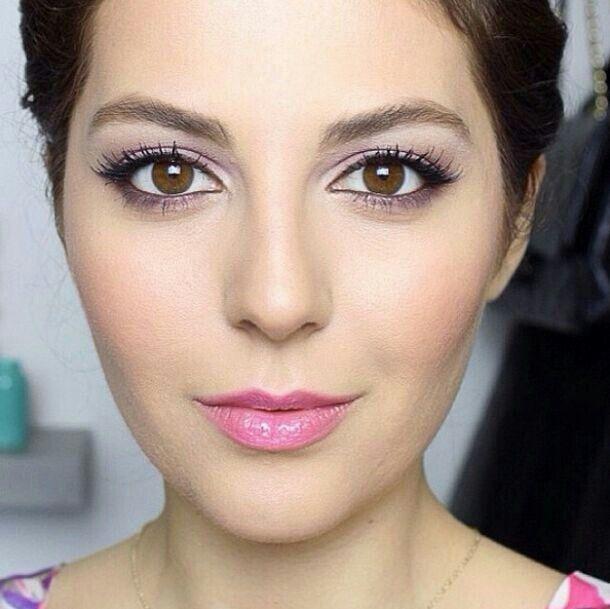 natural via   makeup tutorial makeup  Spring/summer LORAC buzzfeed Wedding