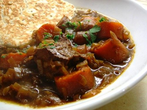 Guinness Beef (or Tempeh) Stew | Soups/Stews/Chowder | Pinterest